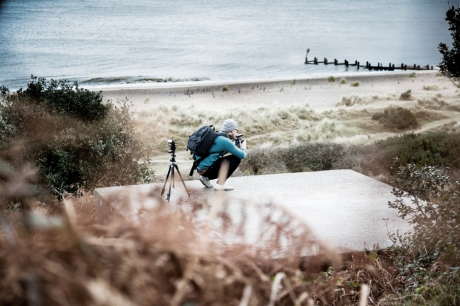 Photograph of Photographer captures Corton Beach, Lowestoft