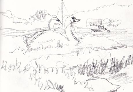 scan from sketchbook 1